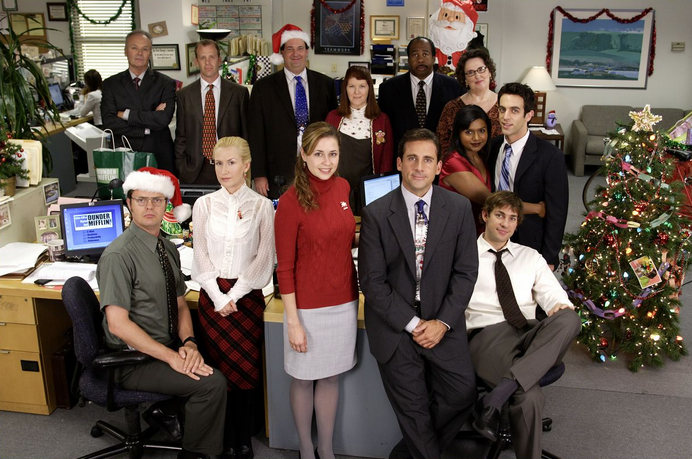 screen shot 2013 12 20 at 132946 throughout its impressive 9 season run the office aired a christmas episode - The Office Christmas Episodes